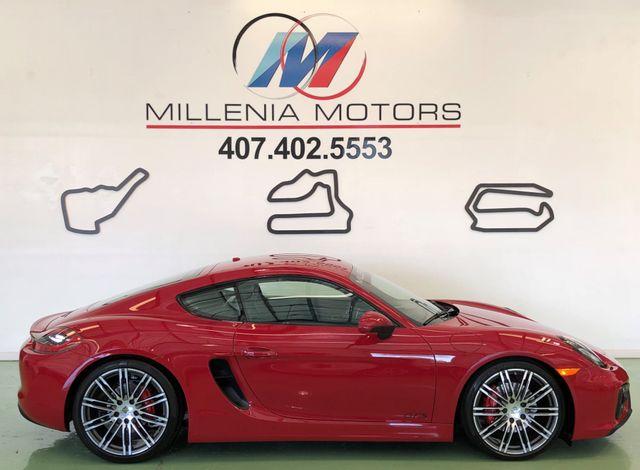2016 Porsche Cayman GTS Longwood, FL 11