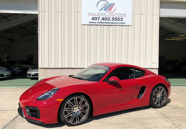 2016 Porsche Cayman GTS Longwood, FL 37