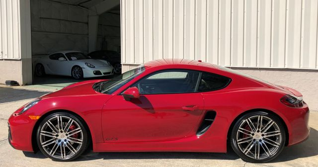 2016 Porsche Cayman GTS Longwood, FL 38