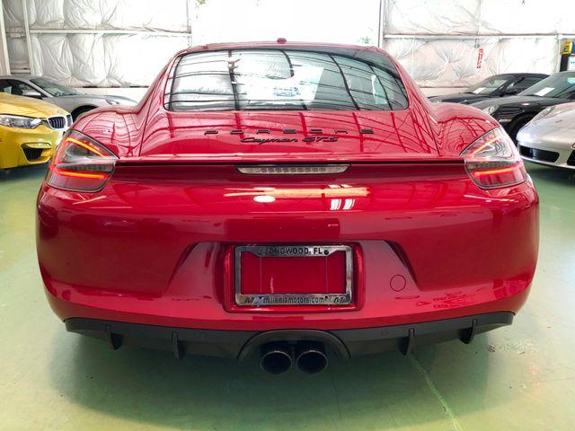 2016 Porsche Cayman GTS Longwood, FL 45