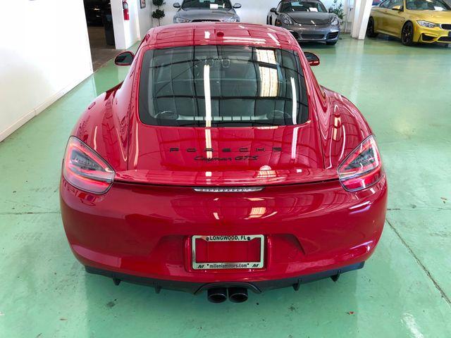 2016 Porsche Cayman GTS Longwood, FL 8