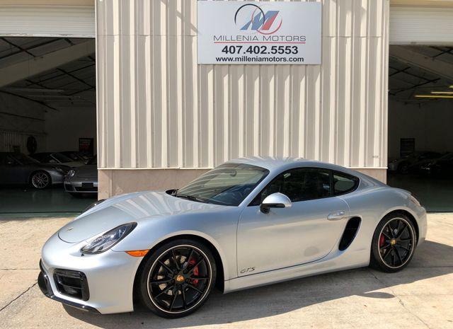 2016 Porsche Cayman GTS Longwood, FL 46