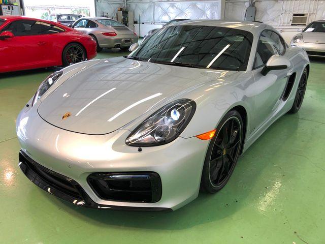 2016 Porsche Cayman GTS Longwood, FL 5