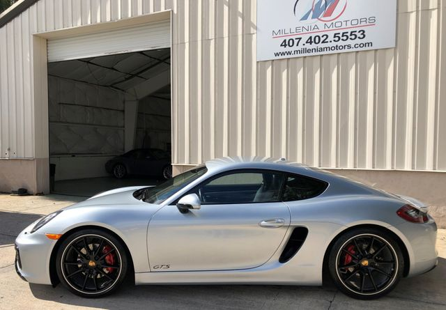 2016 Porsche Cayman GTS Longwood, FL 47