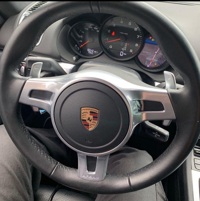 2016 Porsche Cayman Black Edition Longwood, FL 10