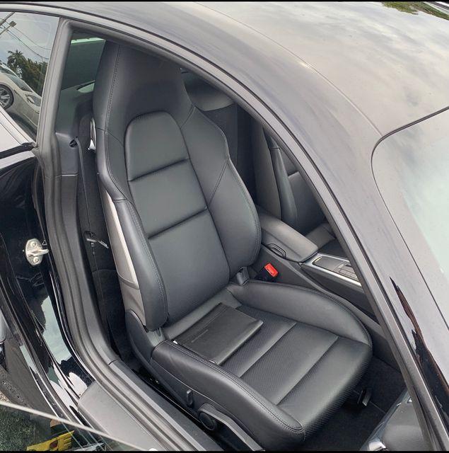 2016 Porsche Cayman Black Edition Longwood, FL 5