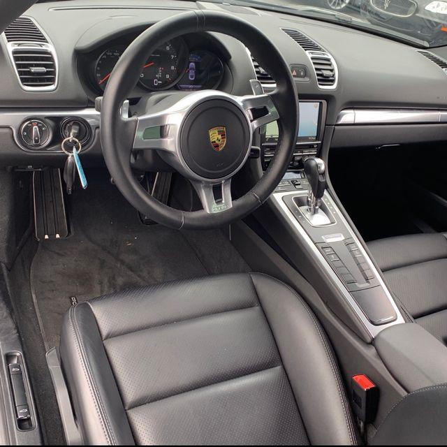 2016 Porsche Cayman Black Edition Longwood, FL 7
