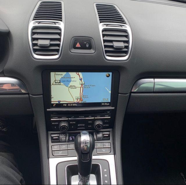 2016 Porsche Cayman Black Edition Longwood, FL 8