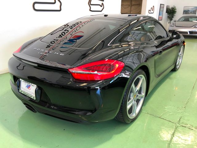 2016 Porsche Cayman Black Edition Longwood, FL 10