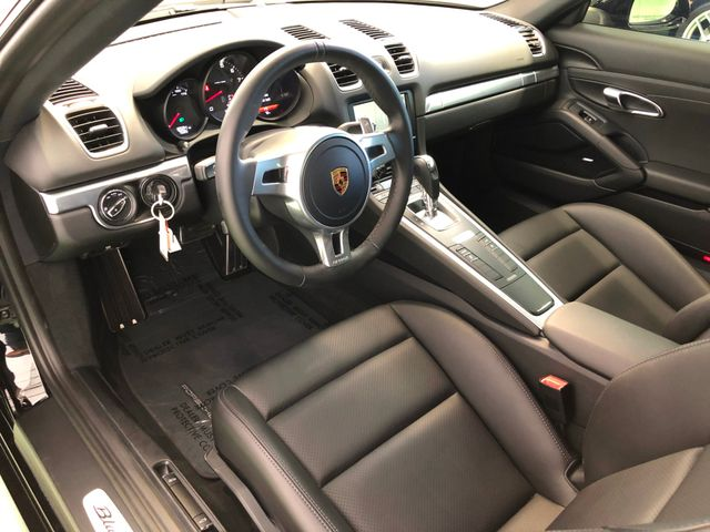 2016 Porsche Cayman Black Edition Longwood, FL 13