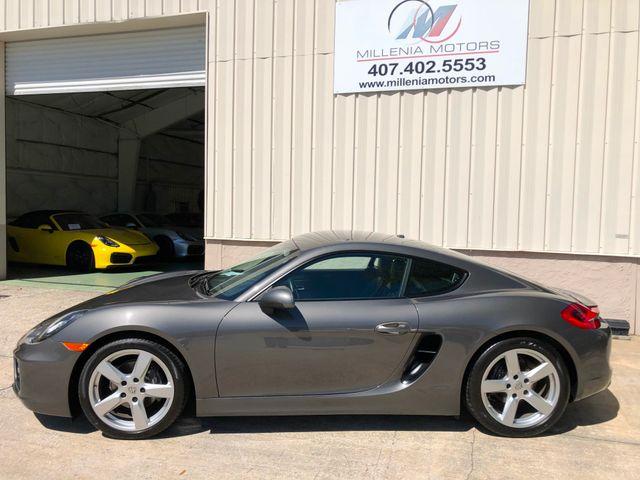 2016 Porsche Cayman Longwood, FL 36