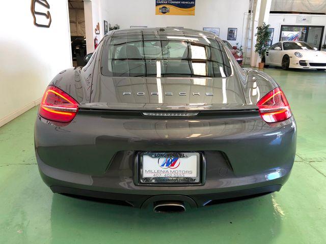 2016 Porsche Cayman Longwood, FL 9