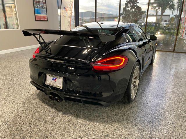 2016 Porsche Cayman GT4 in Longwood, FL 32750