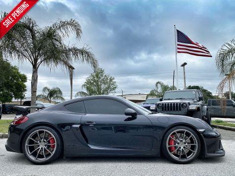 2016 Porsche Cayman GT4  in Plant City, Florida