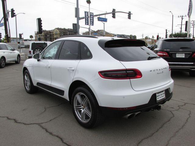 2016 Porsche Macan S in Costa Mesa, California 92627