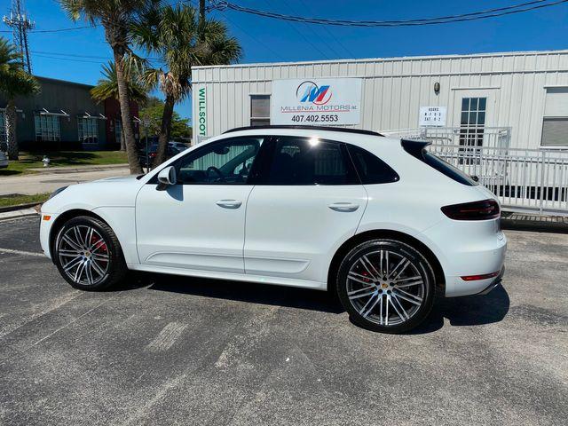 2016 Porsche Macan Turbo Longwood, FL 1