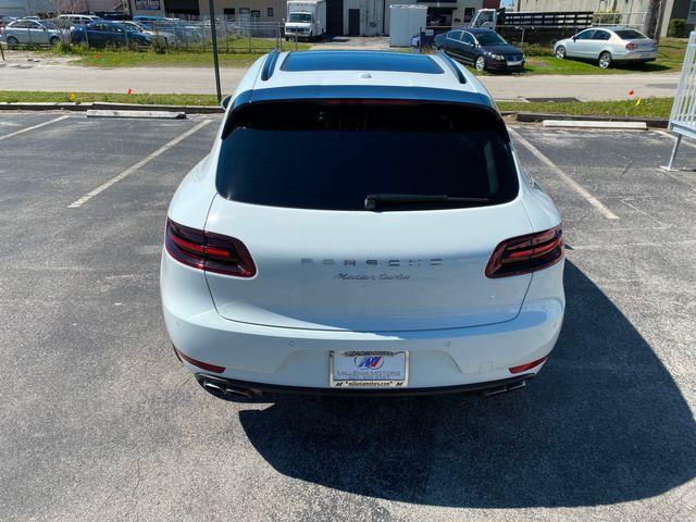 2016 Porsche Macan Turbo Longwood, FL 4