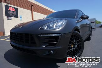 2016 Porsche Macan S AWD SUV Highly Optioned Must See in Mesa, AZ 85202