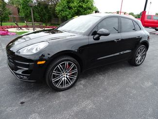 2016 Porsche Macan Turbo in Valparaiso, Indiana 46385