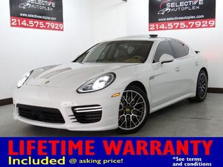 2016 Porsche Panamera Turbo, NAV, HEATED/COOLED FRONT SEATS, SUNROOF in Carrollton, TX 75006