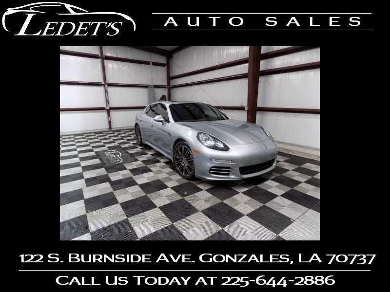 2016 Porsche Panamera 4 Edition - Ledet's Auto Sales Gonzales_state_zip in Gonzales Louisiana