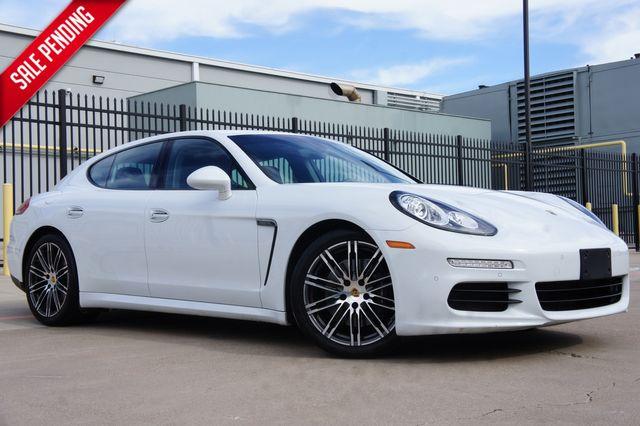 2016 Porsche Panamera Edition * 20s * A/C SEATS * Blind Spot * NAV * 19k in Plano, Texas 75093