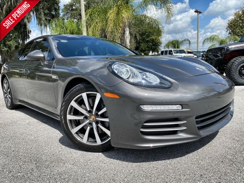 2016 Porsche Panamera 4 EDITION AWD CARFAX CERT LOADED in Plant City, Florida