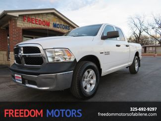 2016 Ram 1500 Tradesman 4x4 | Abilene, Texas | Freedom Motors  in Abilene,Tx Texas