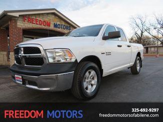 2016 Ram 1500 Tradesman 4x4 | Abilene, Texas | Freedom Motors  in Abilene,Tx Texas