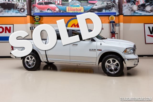 2016 Ram 1500 Laramie 4X4