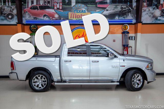 2016 Ram 1500 Longhorn Limited 4x4 in Addison, Texas 75001