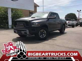 2016 Ram 1500 Rebel | Ardmore, OK | Big Bear Trucks (Ardmore) in Ardmore OK