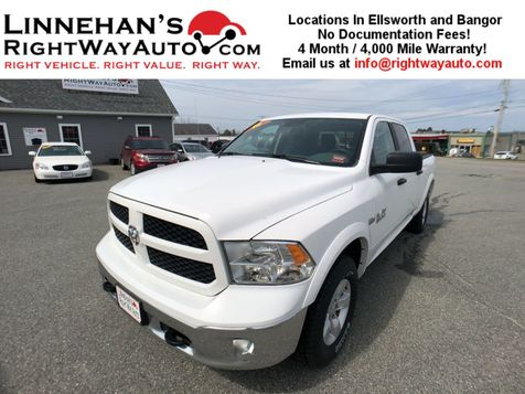 2016 Ram 1500 Outdoorsman in Bangor
