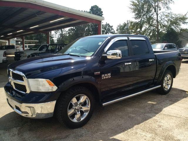2016 Ram 1500 Crew Cab 4x4 Big Horn Houston, Mississippi 1