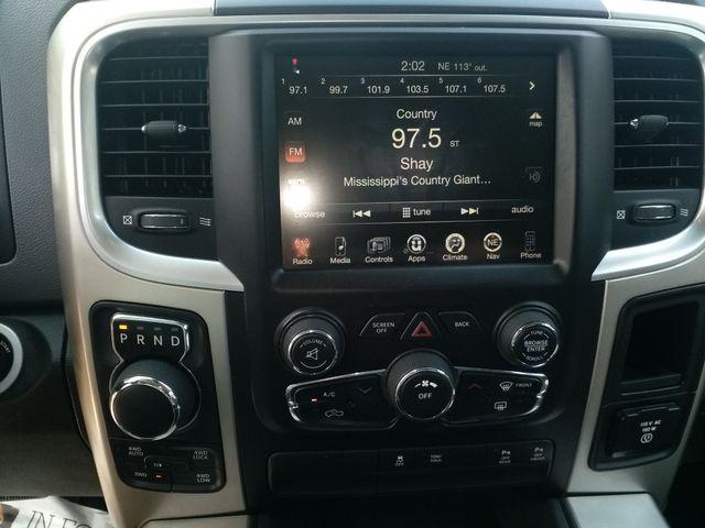 2016 Ram 1500 Crew Cab 4x4 Big Horn Houston, Mississippi 12
