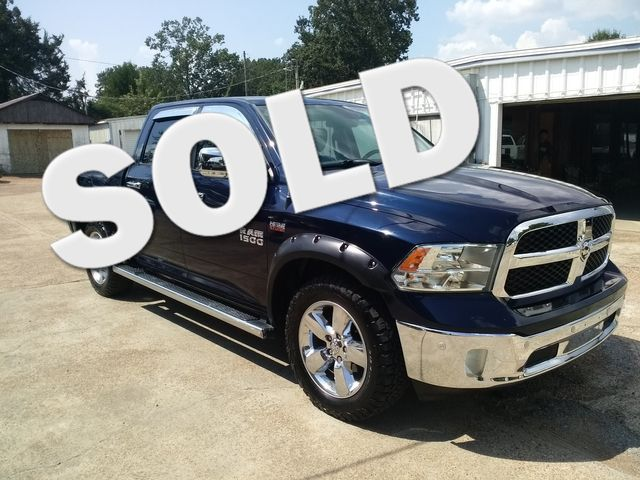 2016 Ram 1500 Crew Cab 4x4 Big Horn Houston, Mississippi