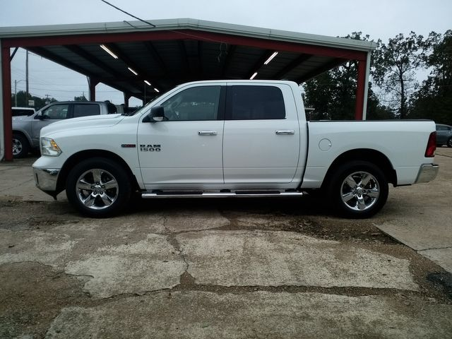 2016 Ram 1500 Crew Cab 4x4 Big Horn Houston, Mississippi 2