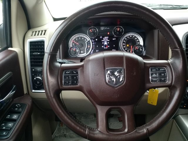 2016 Ram 1500 Crew Cab 4x4 Big Horn Houston, Mississippi 8