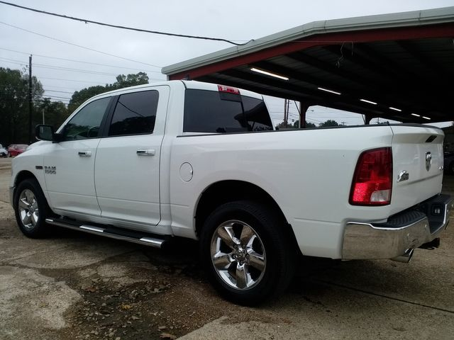 2016 Ram 1500 Crew Cab 4x4 Big Horn Houston, Mississippi 4