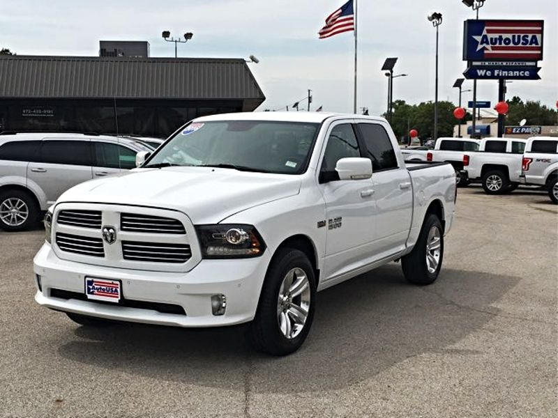 2016 Ram 1500 CrewCab HEMI Sport   Irving, Texas   Auto USA in Irving Texas