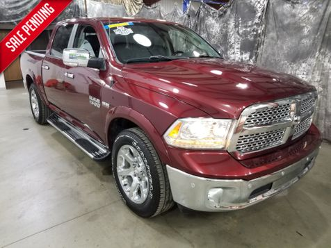 2016 Ram 1500 Laramie Crew  4x4 in Dickinson, ND