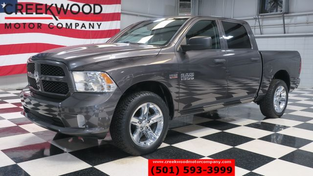 2016 Ram 1500 Dodge Express 4x4 Hemi Gray Chrome 20s Low Miles 1 Owner in Searcy, AR 72143