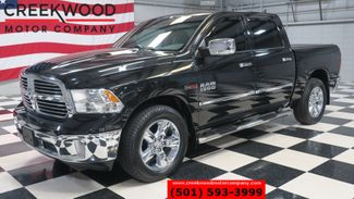2016 Ram 1500 Dodge Big Horn SLT 4x4 Black Cummins Diesel Chrome 20s in Searcy, AR 72143