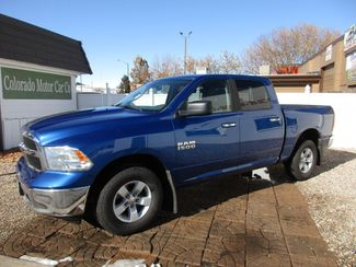 2016 Ram 1500 SLT Crew Cab 4WD in Fort Collins, CO 80524