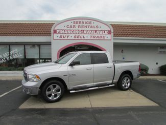 2016 Ram 1500 Crew Big Horn 4WD in Fremont OH, 43420