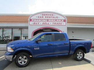 2016 Ram 1500 Crew Outdoorsman 4WD in Fremont, OH 43420