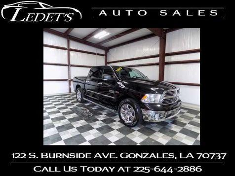 2016 Ram 1500 Big Horn - Ledet's Auto Sales Gonzales_state_zip in Gonzales, Louisiana