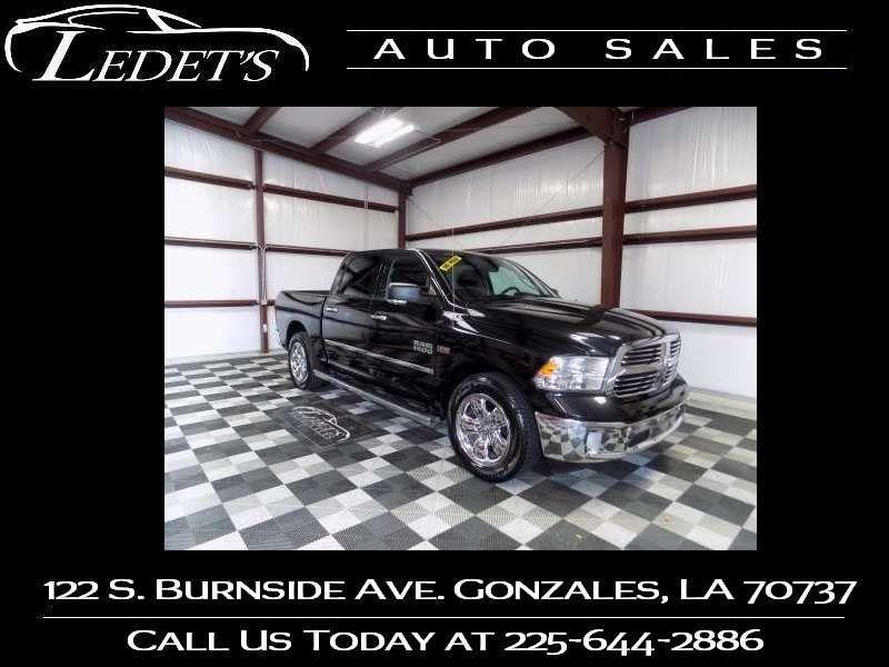 2016 Ram 1500 Big Horn - Ledet's Auto Sales Gonzales_state_zip in Gonzales Louisiana