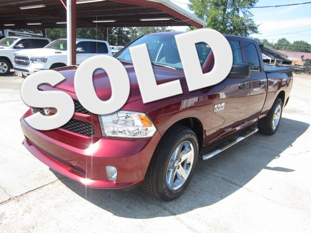 2016 Ram 1500 Express Quad Cab Houston, Mississippi