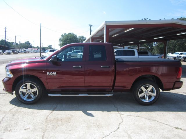 2016 Ram 1500 Express Quad Cab Houston, Mississippi 3
